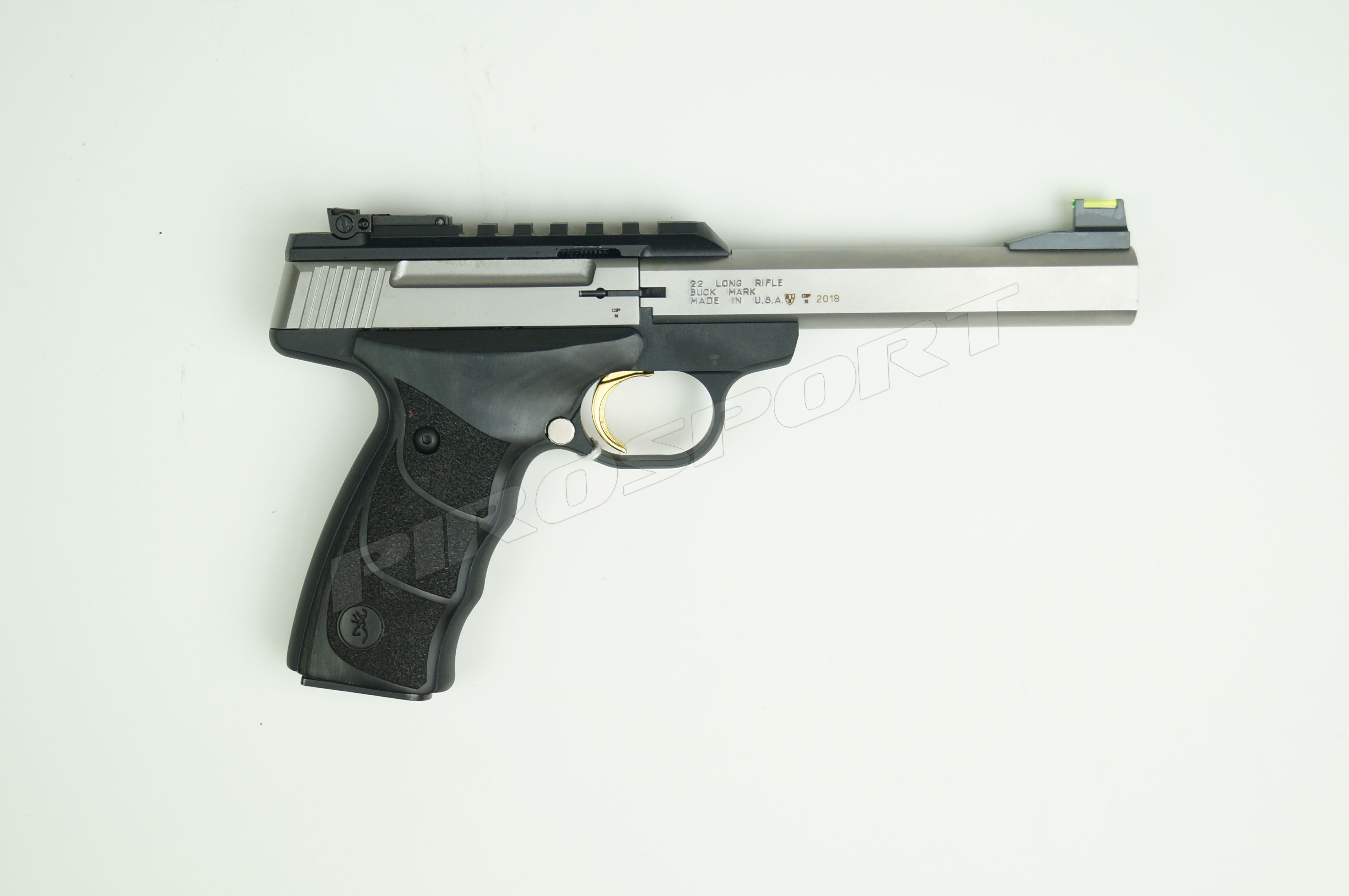 Browning Buck Mark Plus Stainless UDX .22LR €629,95